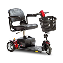 Pride Go-Go Elite Traveller Plus 4-Wheel