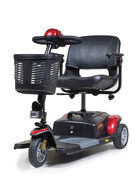 Buzzaround XL 3 Wheel Scooter Model GB 117 XL