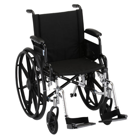 "Nova 18"" Lightweight Wheelchair"