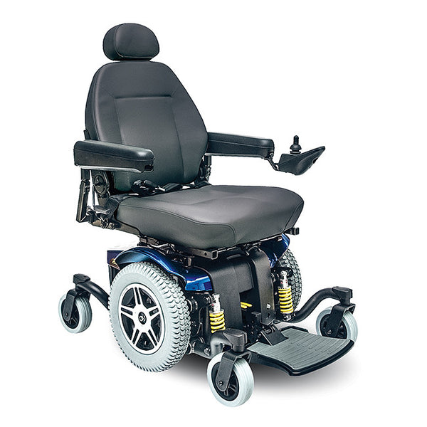 Jazzy 614 HD Heavy Duty/High Weight Capacity Power Wheelchair