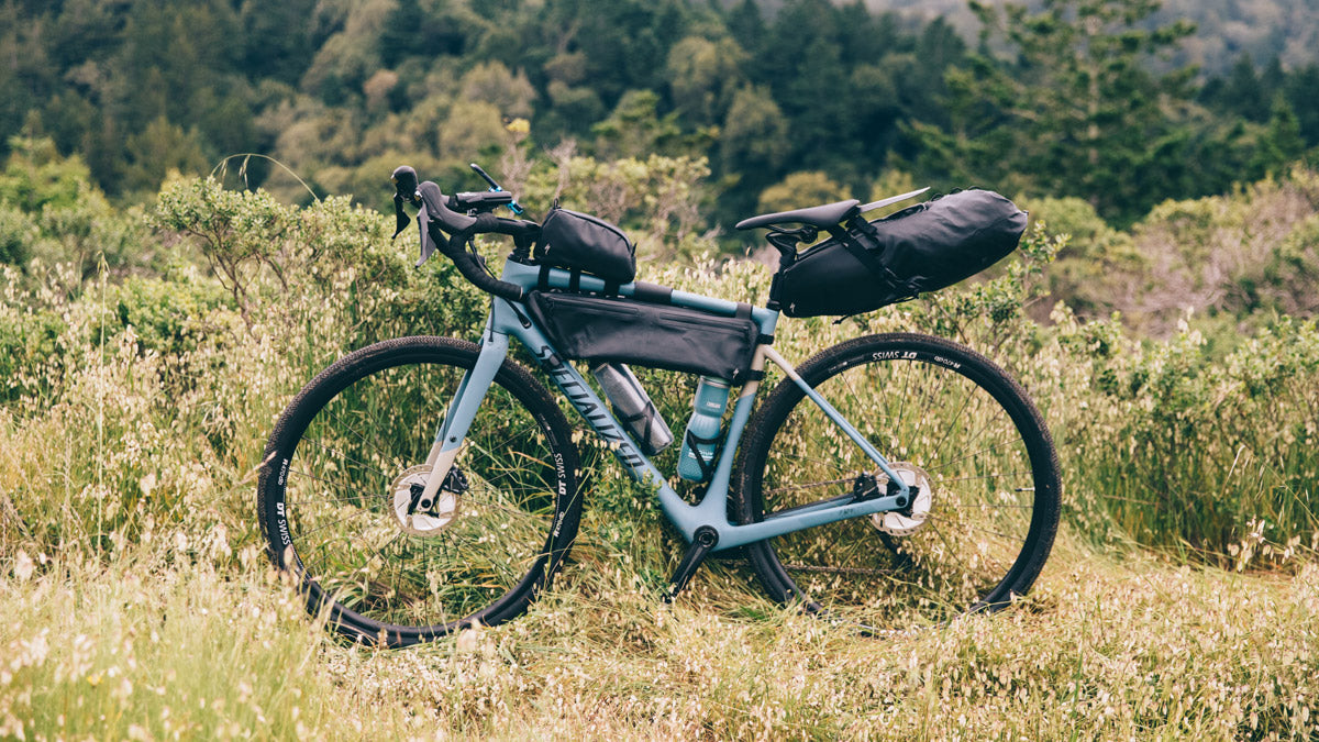 Bikepacking the Marin Headlands