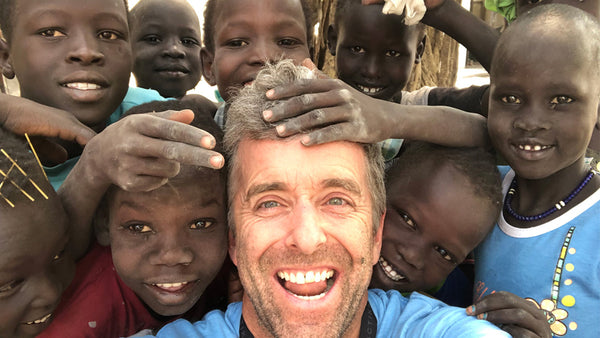 Cureblindness.org and Timmy O'Neill - Changing Lives in South Sudan