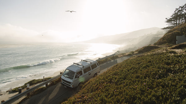 Win a Coastal Cali Road Trip in a VW Van