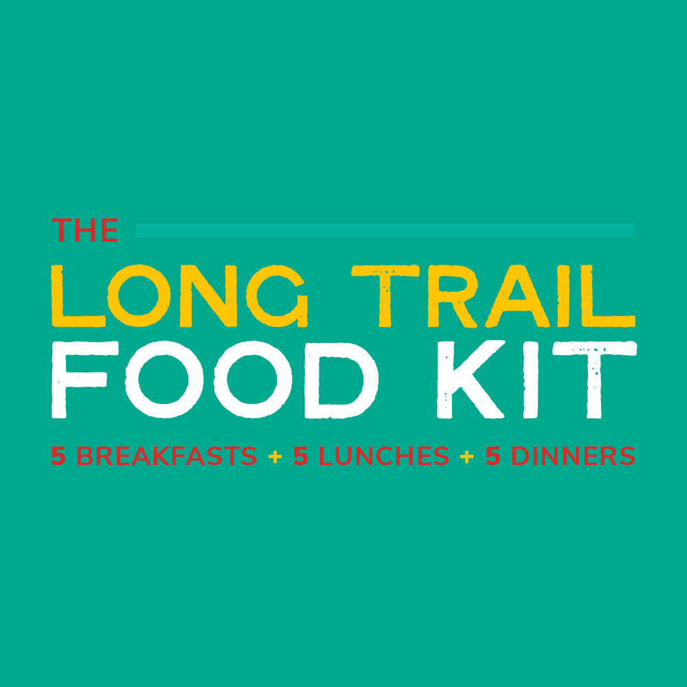 The Long Trail Food Kit