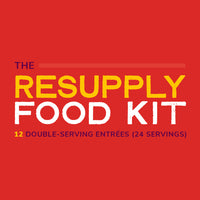 The Resupply Food Kit