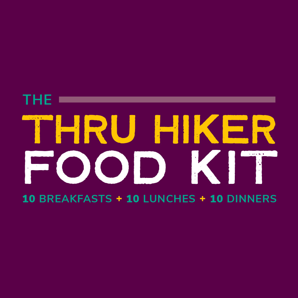 The Thru Hiker Food Kit