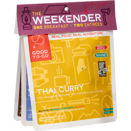 The Weekender Variety Pack #1