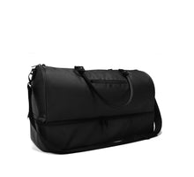 New North Co Duffle Bag Jet Black