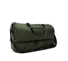 New North Co Duffle Bag Olive Green