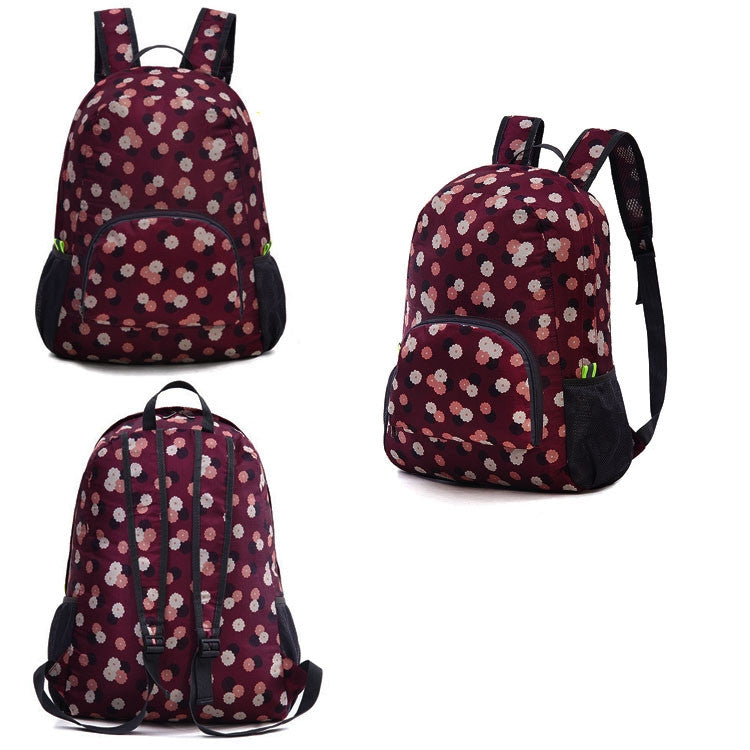 Easy Printed Foldable Backpack - Baliva