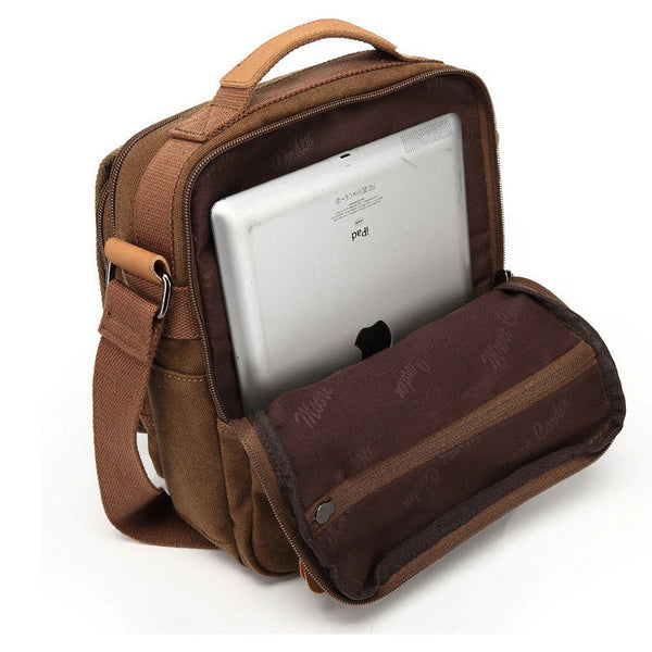Laptop Travel Shoulder Bag - Baliva