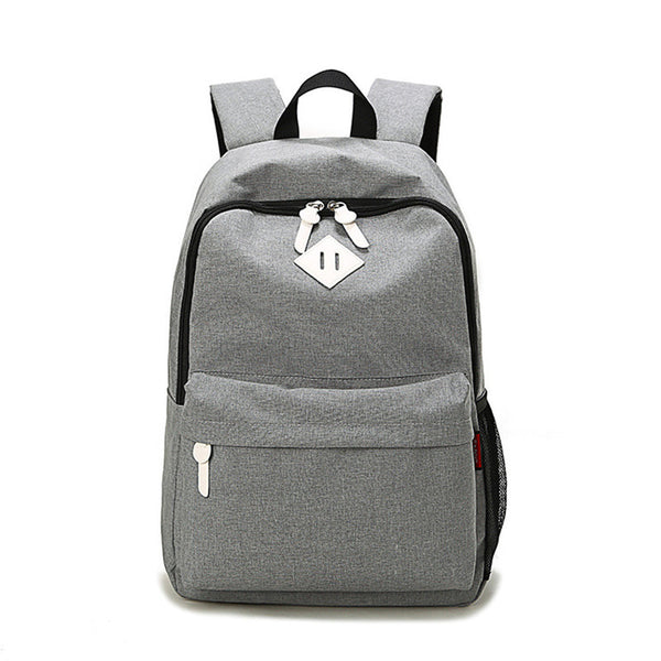 Tweed Canvas Backpack - Baliva