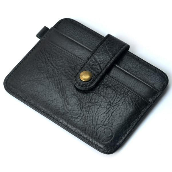 Slim Leather Wallet - Baliva