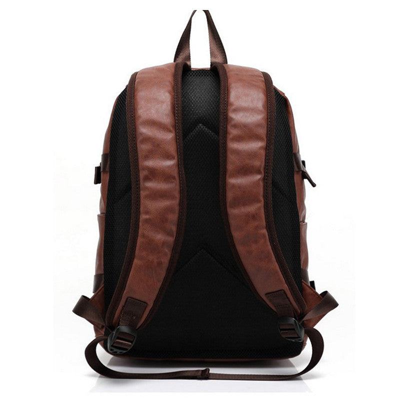 Patent Leather Backpack - Baliva