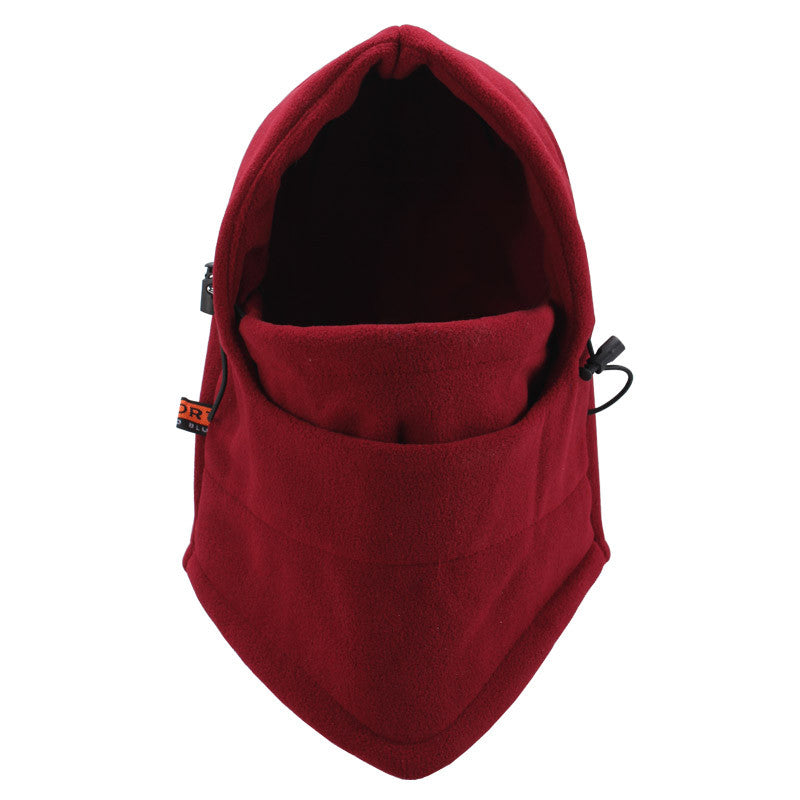 Winter Hat & Neck Fleece - Baliva