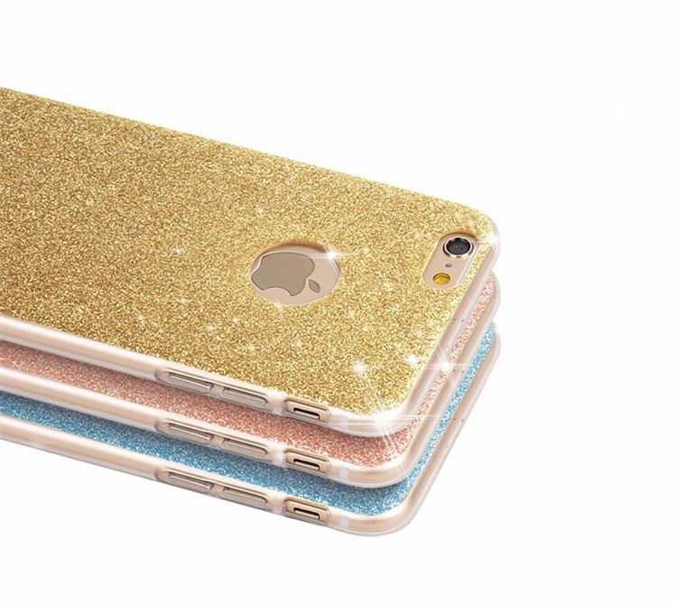 Diamond Glitter Gel Case - Baliva