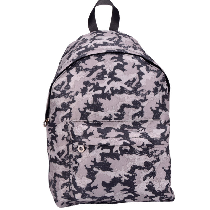 Abstract Printed Backpack - Baliva
