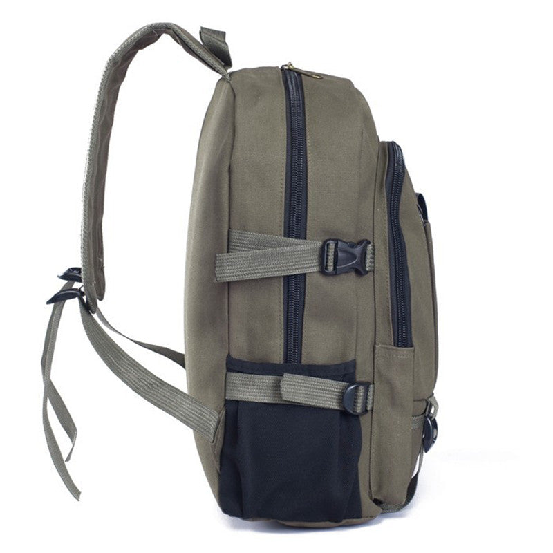 Multi-Pocket Backpack - Baliva