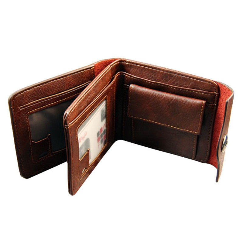 Classic Leather Wallet - Baliva
