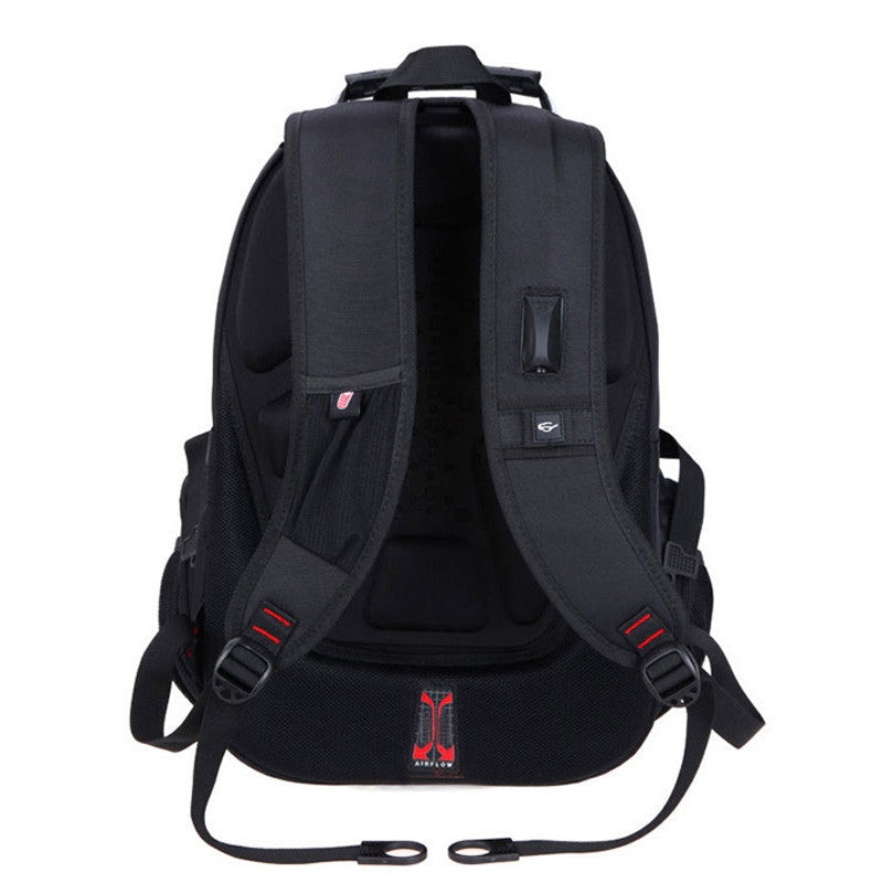 Large Multi-Pocket Backpack - Baliva
