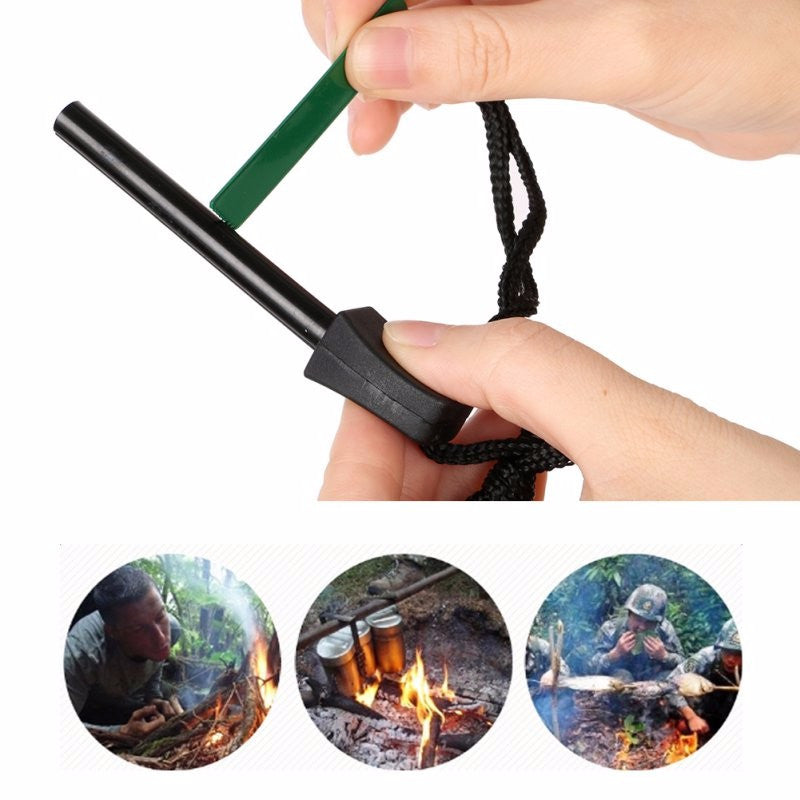 Outdoor Emergency Fire Starter - Baliva