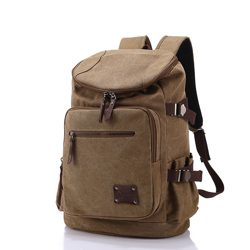 Canvas Travel Bag - Baliva