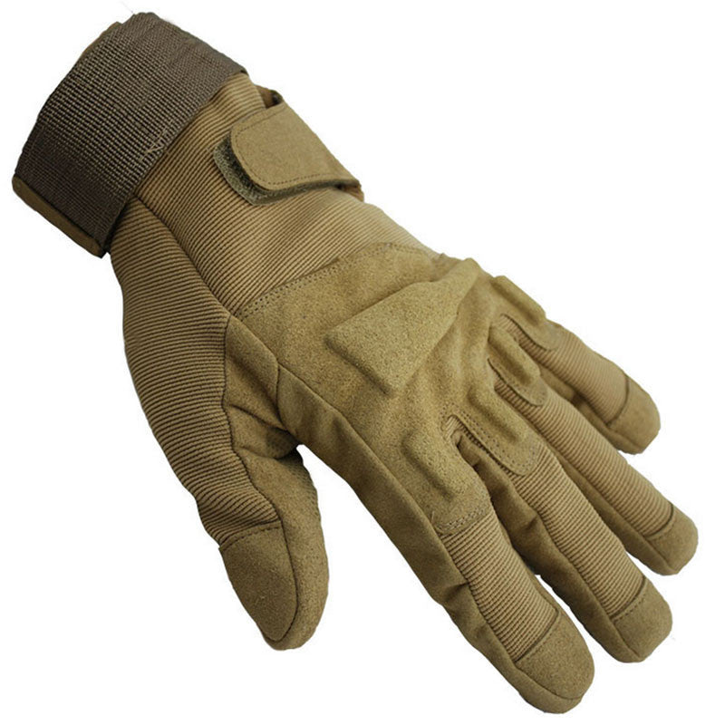 Military Tactical Gloves - Baliva