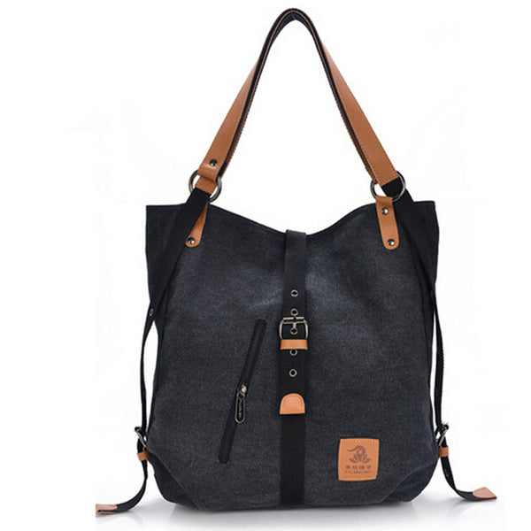 This Every Day Carry Canvas Tote is great for daily commuters, school, work and all travel activities.