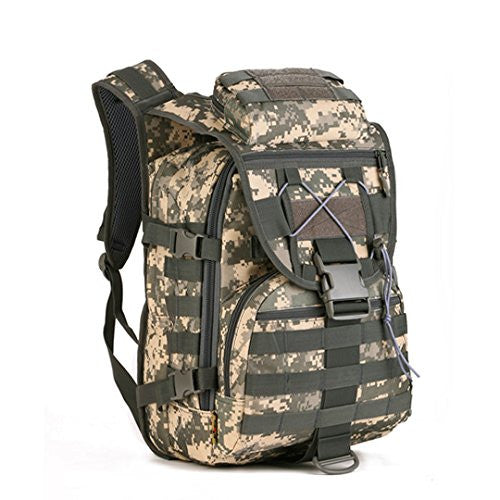 Tactical Flap Backpack - Baliva
