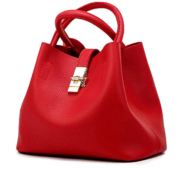 Designer Leather Handbag for Women - Baliva