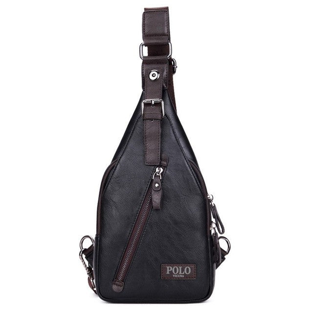 Messenger Chest Bag for Men - Baliva