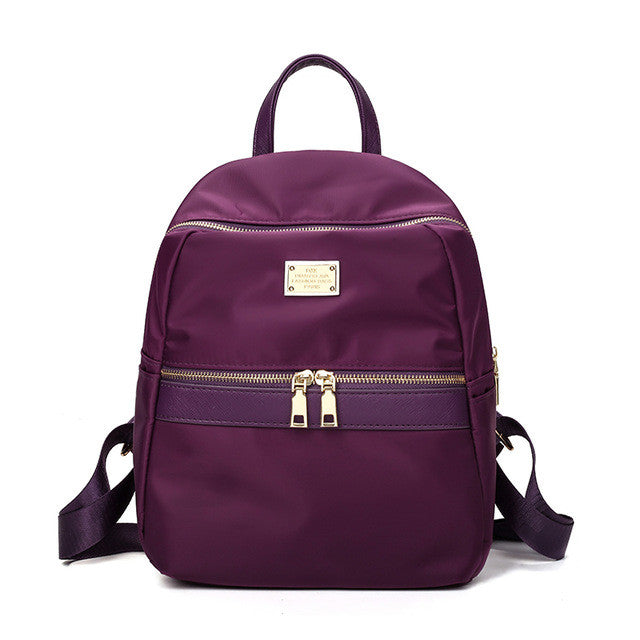 Small Fashion Backpack for Girls - Baliva