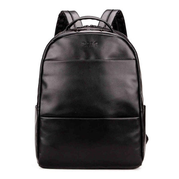 Durable Leather Backpack - Baliva