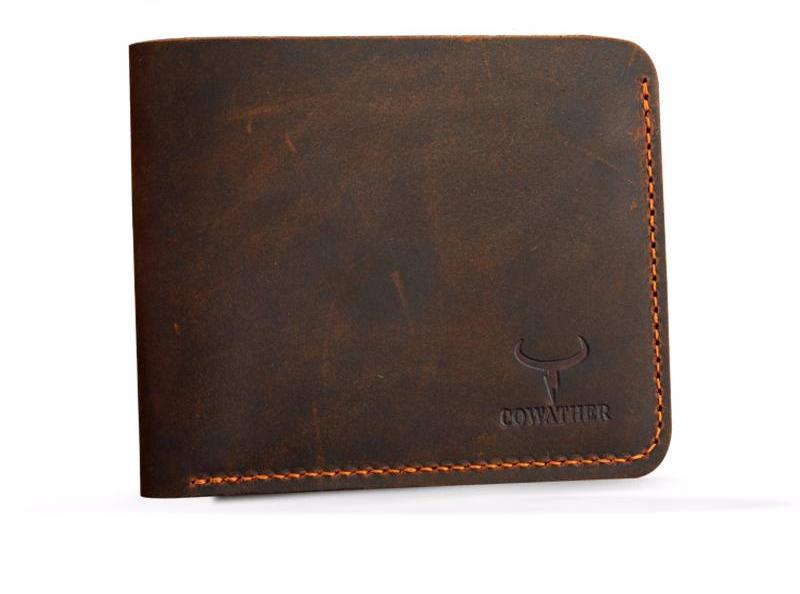 Men's Horse Leather Wallet - Baliva