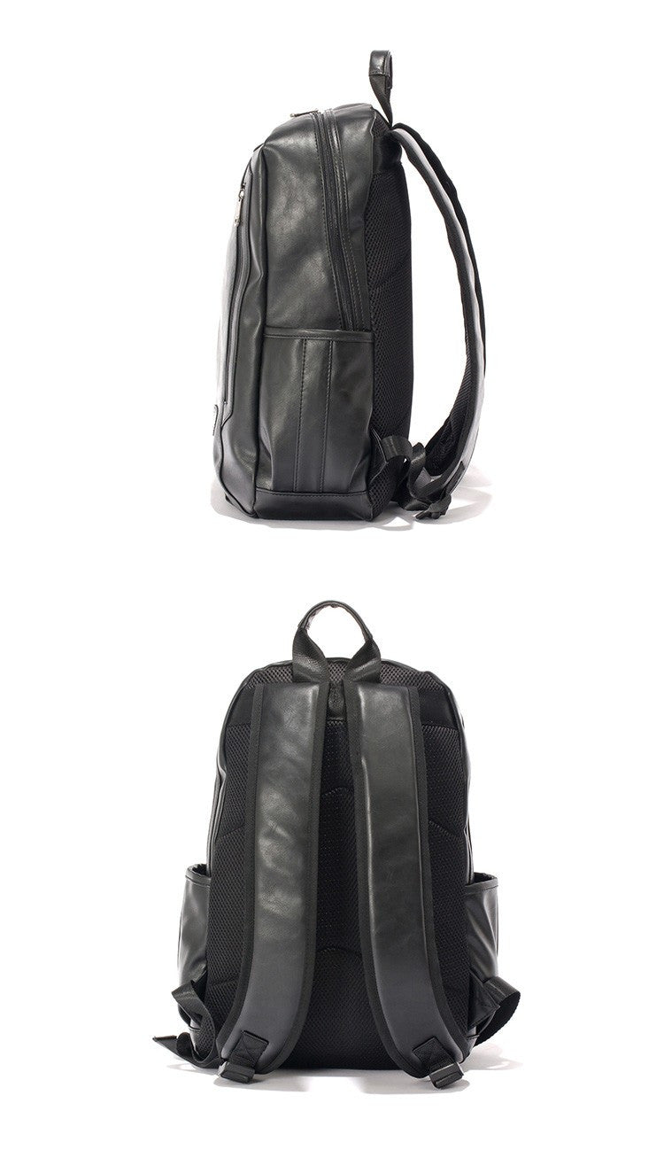 Rucksack Leather Bag - Baliva
