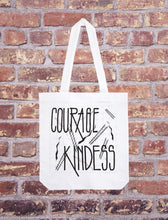 KINDNESS AND COURAGE - Vismara Diaz - TOTE