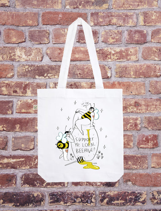 NOT YR HONEY - PJR Draws - TOTE