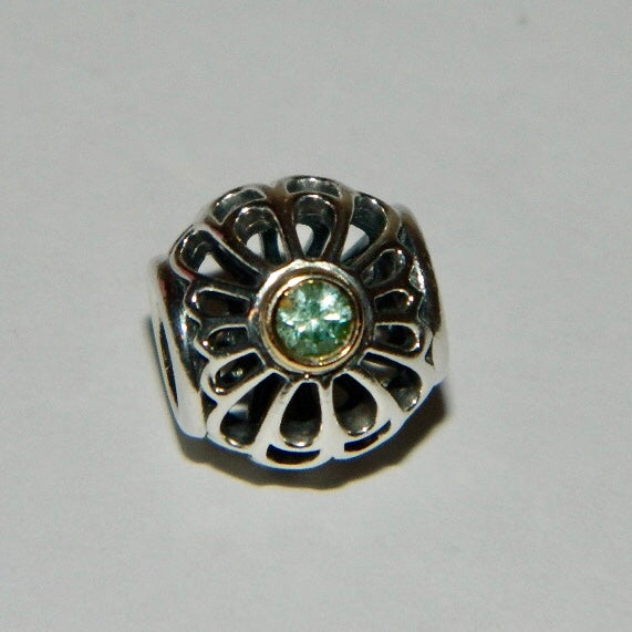 Authentic Pandora Charm Vintage Allure 14k S925 Ale 791173SSG