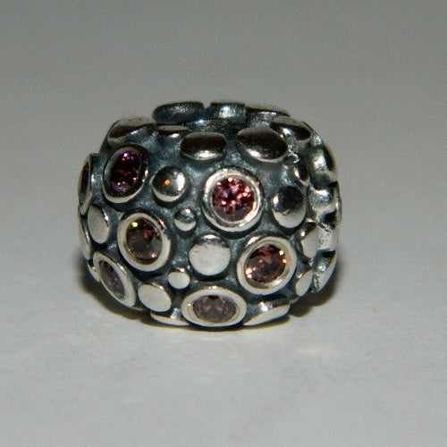 Authentic Pandora Charm Tourmaline Encore Clip S925 Ale 790593TCZ