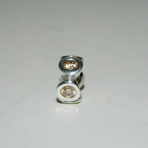 Authentic Pandora Champagne Lights S925 Ale 790226CCZ