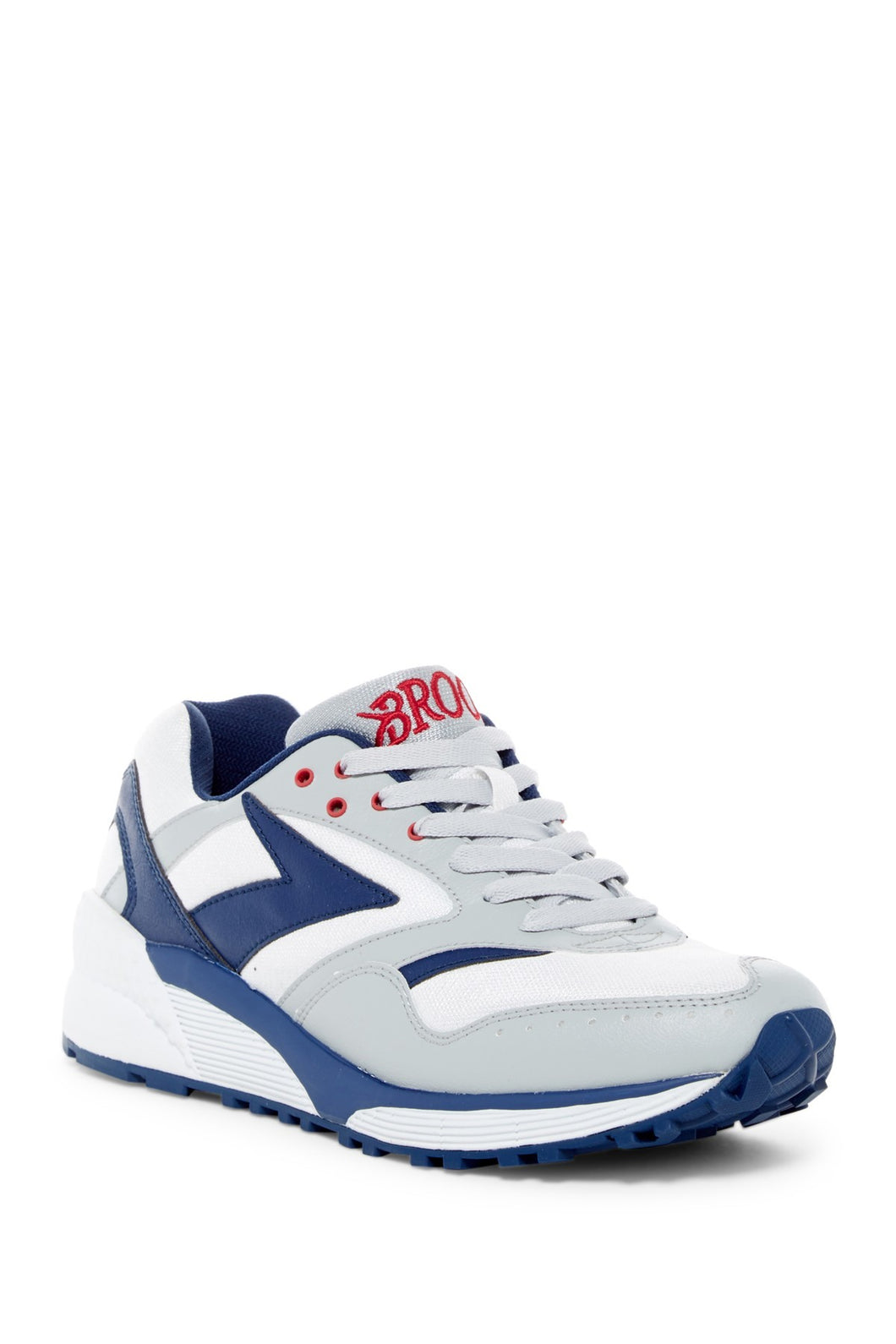 Men's Brooks Mojo. Navy and Red