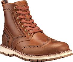 Men's Timberland Britton Hill Wing Tips