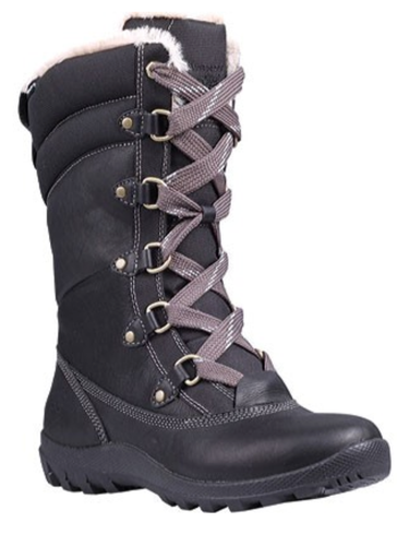 Women's Timberland Mount Hope Insulated/Waterproof Boots. Black