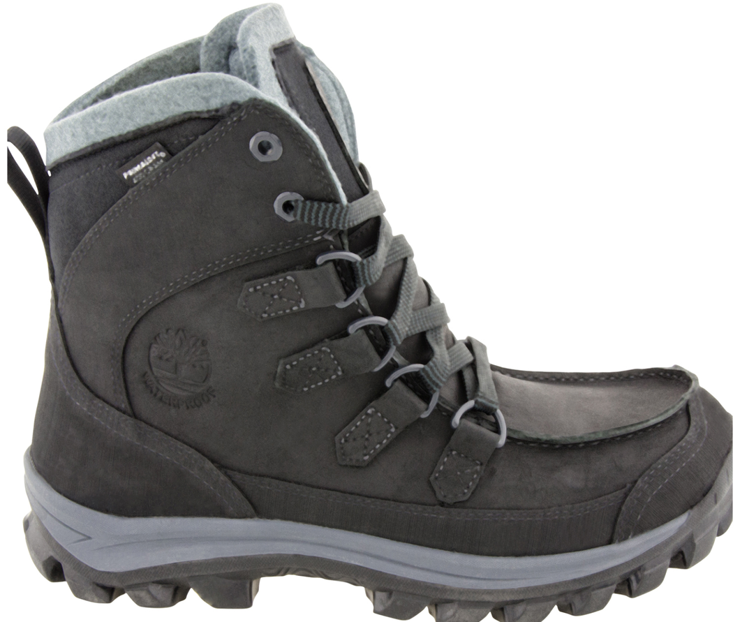 Men's Timberland Chillberg Waterproof Black Boot