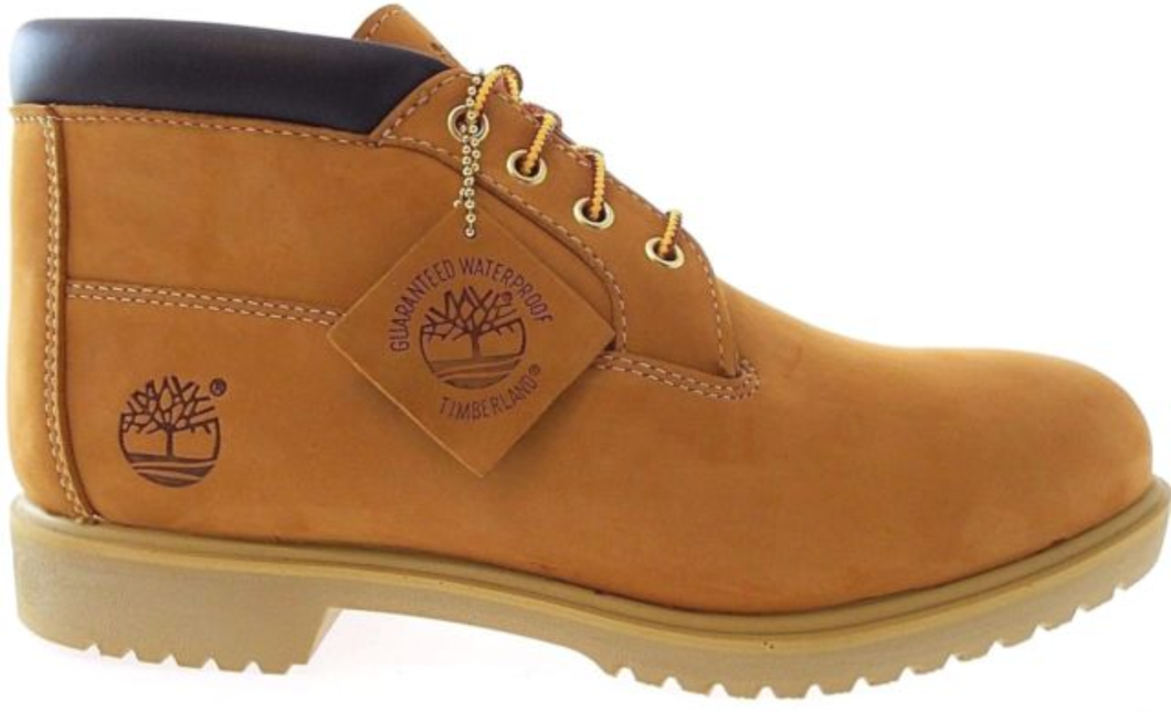 Men's Timberland Chuka Waterproof Wheat