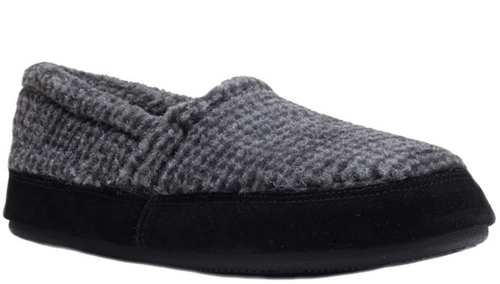 Men's Tempur-Pedic Stratus 2 Slippers. Gray