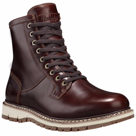 Timberland Men's Britton Hill Plain Toe Waterproof Boot