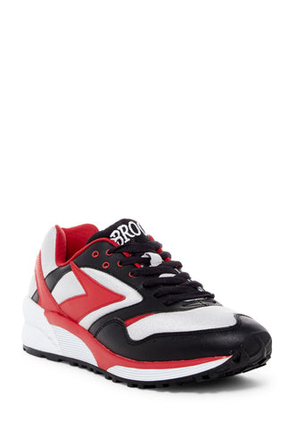 Men's Brooks Mojo. Red and Black