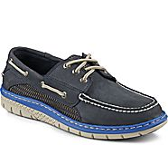 Boy's Sperry Bill-Fish. Navy