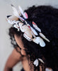 the Lola butterfly headband set